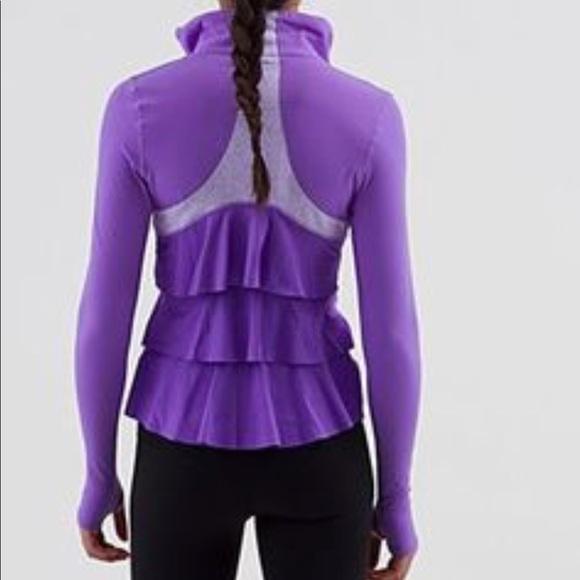 4f15bdcd3d lululemon athletica Jackets & Coats | Lululemon Yogi Dance Jacket ...